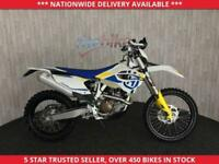 HUSQVARNA FE FE 450 2014 HUSQVARNAFE LOW MLS MOT TILL FEB 19 2014 14