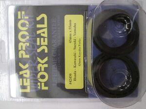 Leak Proof Fork Seals 43mm Forks
