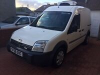 Ford transit connect fridge van.one owner,fsh