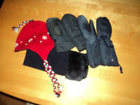 Hats / Scarf / Gloves for Young Girl