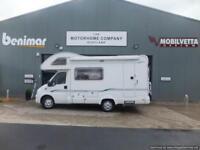 Bessacarr E435 four berth motorhome for sale