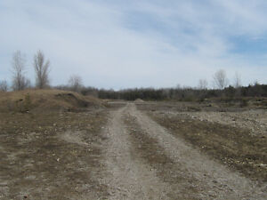 WANTED - Gravel Pits - Fully Licensed OR Extracted Not Rehab'd.