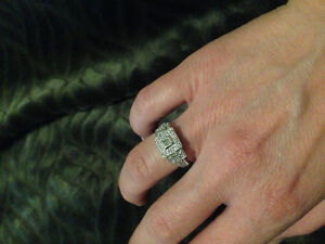Spence diamond ring