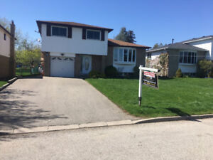 Recently Updated Large House in Brampton with Discounts On Recen