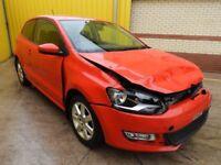 VW POLO DAMAGED