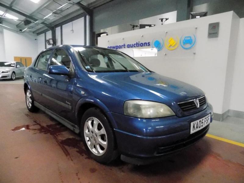 Vauxhall/Opel Astra 1.4i 16v 2005.5MY Enjoy