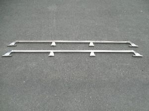 Rails for GMC truck