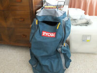 RYOBI TOOL CART(BAG) ON WHEELS