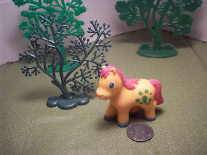 figurine my little poney 1980  no (5)