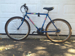 "Mens 18 Speed, 26"" wheel"