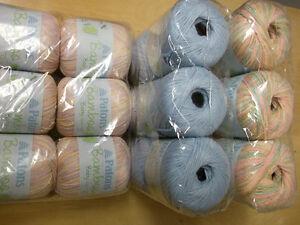 Patons Bamboo Baby yarn St. Thomas $10/bag of 6 London Ontario image 1