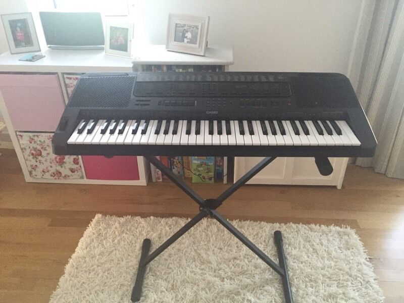 casio full size keyboard ctk 1000 in henleaze bristol gumtree. Black Bedroom Furniture Sets. Home Design Ideas