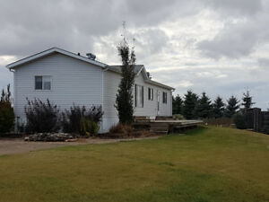 2000 Mobile Home near Acme. AB to be moved