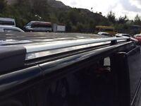 VW transporter t5 roof rails