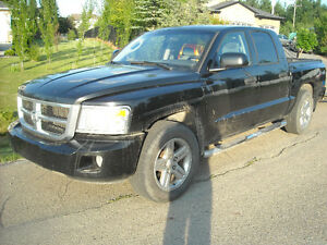 2008 Dodge Dakota 4X4 Pickup Truck 4.7L