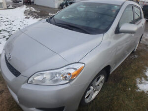 2009 Toyota Matrix XR  AWD Wagon_CERTIFIED