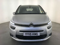 2015 CITROEN C4 GRAND PICASSO EXCL+ E-HDI 1 OWNER SERVICE HISTORY FINANCE PX