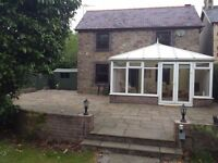 Short Term House Let Bangor near Hospital University Anglesey North Wales