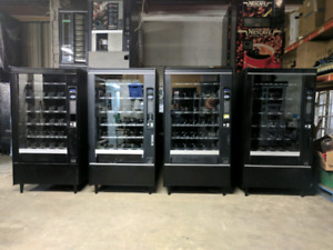 Vending Machines For Sale - AMS, Crane National -Coffee, Pop etc