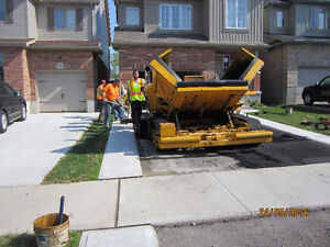 Paving Contractors: Parking lots, driveways and more in asphalt Cambridge Kitchener Area image 3