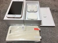 iphone 6 16GB gold unlock any network!