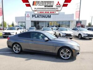 2015 BMW 4 Series 428i xDrive  Premium Package-TwinTurbo-Leather