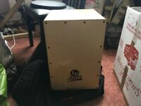 Lp Aspire Cajon with case