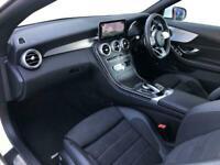 2019 Mercedes-Benz C Class C200 AMG Line Premium 2dr 9G-Tronic Auto Convertible