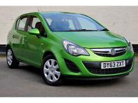 2014 Vauxhall Corsa 1.2i 16v ( 85ps ) MANUAL PETROL BLACK FRIDAY SAVE 350 £
