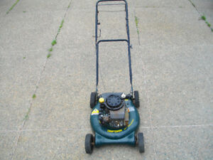NON WORKING 6.25 HP Sears Craftsman lawn mower