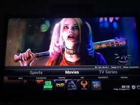 Android m8spro Box better than Amazon Fire; Fully Custom Kodi Build with Rangers / Celtic Addons
