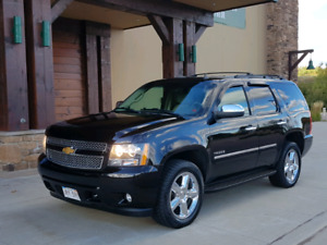 TAHOE LTZ AWD**REDUCED BY $5000.!! WARRANTY**LIKE NEW!!