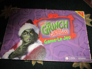 Dr Suess How Grinch Stole Christmas Game