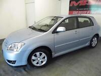 Toyota Corolla 1.4 VVT-i T3 5 Door 2005 Just 33012 Miles Outstanding Condition