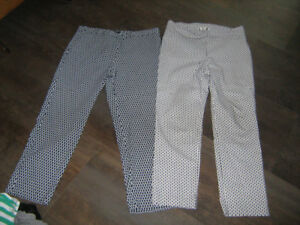 Size 10 and Size 12 pants - $5 for both
