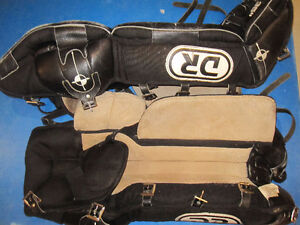 Goalie Pads - DR Goalie Pads - 35 inch Pads - $60.00 London Ontario image 2
