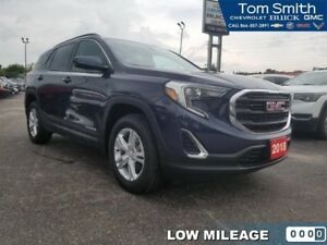 2018 GMC Terrain SLE  -  Bluetooth - Low Mileage