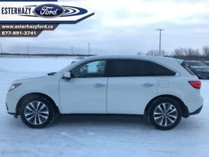 2014 Acura MDX TECH  - Navigation -  Sunroof -  Leather Seats -