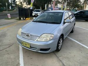 2006 TOYOTA Corolla ASCENT 4 cylinder 6 speed manual 3 month Rego