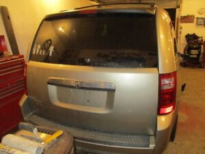 Rear Hatch And Other Parts For 2008 -2011 Dodge Caravan