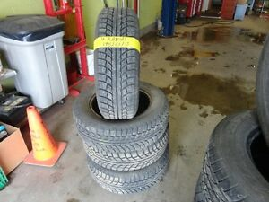 4 WINTER TIRE 195/65/R15 95% TREAD ( RADIAL) Kitchener / Waterloo Kitchener Area image 3