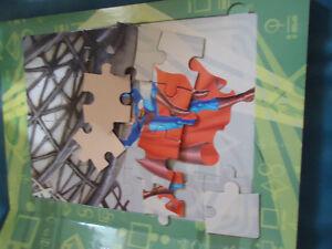 Superman Returns Jigsaw Book--5 Puzzles Kingston Kingston Area image 3