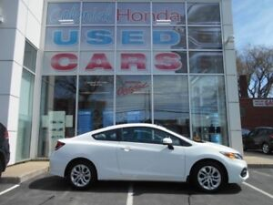 2014 Honda CIVIC LX HEATED FRON SEATS AND MIRRORS LOW KMS