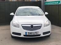 2011 Vauxhall Insignia 2.0 CDTi 16v Exclusiv 5dr