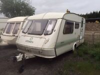 4 BERTH ELDDIS HURRICANE WITH END BUNKBEDS MORE IN STOCK AND WE CAN DELIVER PLZ hVIEW
