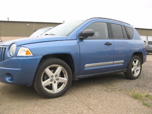 2007 Jeep Compass Limited SUV, Crossover