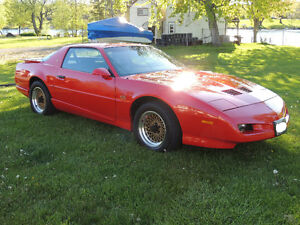 MINT ALL ORIGINAL 1991 TRANS AM GTA