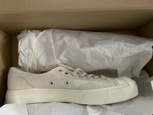 Clot x Converse Jack Purcell OX Cream White Swan size 9.5