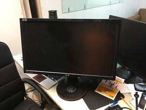 ASUS VG248QE 144Hz 1ms 3D-ready