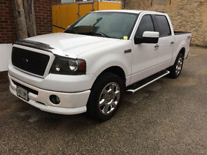 2007 Ford F-150 SuperCrew Pickup Truck FX2
